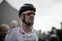 Zdenek Stybar (CZE/OmegaPharma-Quickstep) after the finish<br /> <br /> stage 2<br /> Euro Metropole Tour 2014 (former Franco-Belge)