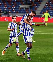 2020.12.19 La Liga Levante VS Real Sociedad