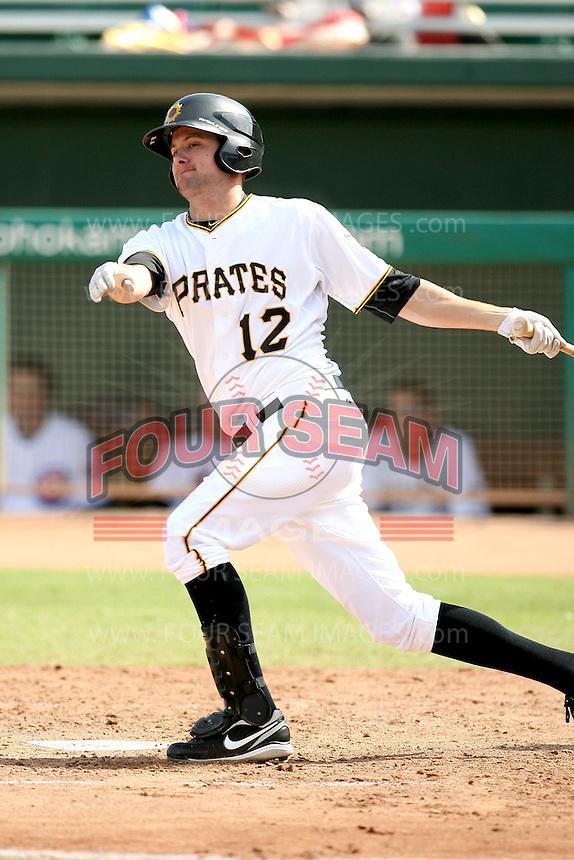 Jordy Mercer - Mesa Solar Sox - 2010 Arizona Fall League.Photo by:  Bill Mitchell/Four Seam Images..