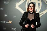 "Diana Navarro attends ""Iris Academia de Television' awards at Nuevo Teatro Alcala, Madrid, Spain. <br /> November 18, 2019. <br /> (ALTERPHOTOS/David Jar)"
