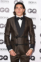 Hector Bellerin<br /> arriving for the GQ's Men of the Year Awards 2017 at the Tate Modern, London<br /> <br /> <br /> ©Ash Knotek  D3304  05/09/2017