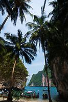 Phang Nga island Ko Lao La Ding, Thailand
