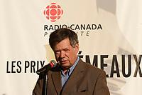 Montreal (QC) CANADA, August 28, 2007-<br /> Denis Bernier, Kodak Canada,<br /> Reception pour les finalistes au prix gemeaux<br /> <br /> photo : (c) images Distribution