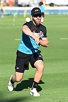 20th December 2020; Hamilton, New Zealand;  Kane Williamson warms up,<br /> New Zealand Black Caps versus Pakistan, International Twenty20 Cricket. Seddon Park, Hamilton, New Zealand.