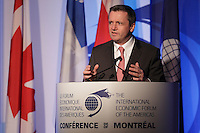 Guillaume Leroy, <br /> Vice-President, Dengue Vaccine Head, Sanofi Pasteur attend the 22nd edition of the Conference of Montreal, held June 13 to 15, 2016<br /> <br /> PHOTO : Pierre Roussel -  Agence Quebec Presse