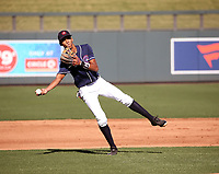 Yemil Rosario participates in the MLB International Showcase at Salt River Fields on November 12-14, 2019 in Scottsdale, Arizona (Bill Mitchell)