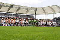 The Sky Blue FC defeated the LA Sol 1-0 to win the WPS Final Championship match at Home Depot Center stadium in Carson, California on Saturday, August 22, 2009...