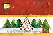 Isabella, CHRISTMAS SYMBOLS, corporate, paintings(ITKE501882,#XX#) Symbole, Weihnachten, Geschäft, símbolos, Navidad, corporativos, illustrations, pinturas