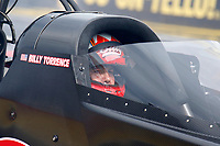 27th September 2020, Gainsville, Florida, USA;  Top Fuel driver Billy Torrence (5) CAPCO Contractors Inc during the 51st annual Amalie Motor Oil NHRA Gatornationals