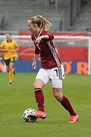 Lea Schüller (Deutschland, Germany) - 10.04.2021 Wiesbaden: Deutschland vs. Australien, BRITA Arena, Frauen, Freundschaftsspiel