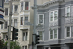 Haight-Ashbury is a district of San Francisco, California, named for the intersection of Haight and Ashbury streets. It is also called The Haight and The Upper Haight.[3] The neighborhood is known for its history of hippie subculture