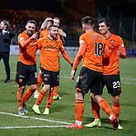 08.11.2019 Dundee v Dundee Utd: Nicky Clark celebrates