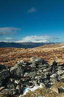 Ben Vorlich from Sron a Chlachain, Killin, Stirlingshire