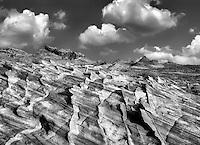 Razor back rocks. Valley of Fire State Park, Nevada