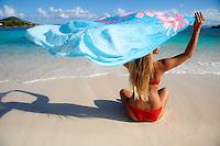 Cassandra Bitterwolf<br /> Sapphire Beach<br /> St. Thomas<br /> U.S. Virgin Islands