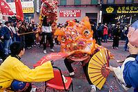 Chinese New Year, Beach St., Boston, MA