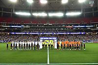 Atlanta, GA - Sunday Sept. 18, 2016: United States, Netherlands  prior to a international friendly match between United States (USA) and Netherlands (NED) at Georgia Dome.