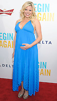"""NEW YORK CITY, NY, USA - JUNE 25: Actress Megan Hilty arrives at the New York Premiere Of The Weinstein Company's """"Begin Again"""" held at the SVA Theatre on June 25, 2014 in New York City, New York, United States. (Photo by Celebrity Monitor)"""