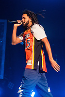 J. Cole And 21 Savage Perform At Oakland Arena