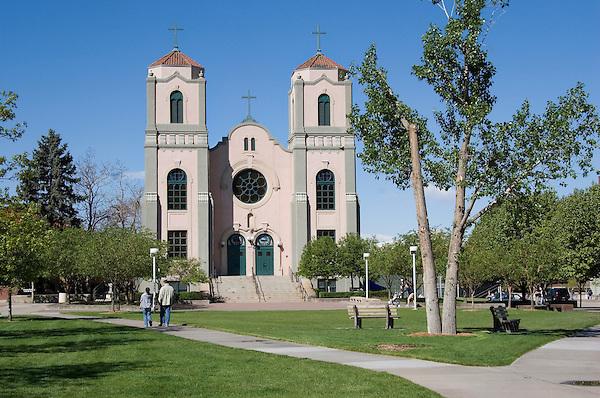 Cajetan Church Auraria, Denver, Colorado, USA John offers private photo tours of Denver, Boulder and Rocky Mountain National Park. .  John offers private photo tours in Denver, Boulder and throughout Colorado. Year-round Colorado photo tours.