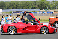 The Supercar Event (The Children's Trust) - 22/06/2014