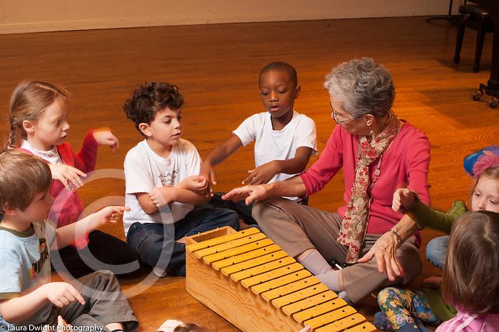 music enrichment public school with public-private partnership Grade 1