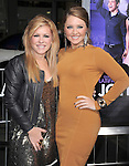 Leigh Anne Tuohy and Collins Tuohy at The Warner Bros. Pictures World Premiere of Joyful Noise held at The Grauman's Chinese Theatre in Hollywood, California on January 09,2012                                                                               © 2012 DVS/Hollywood Press Agency