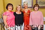 Bons Secour staff enjoying the evening in the Brogue Inn on Saturday.<br /> L to r: Mary Diggin, Breda Wyles, Carol Ann O'Sullivan and Julie O'Connor.