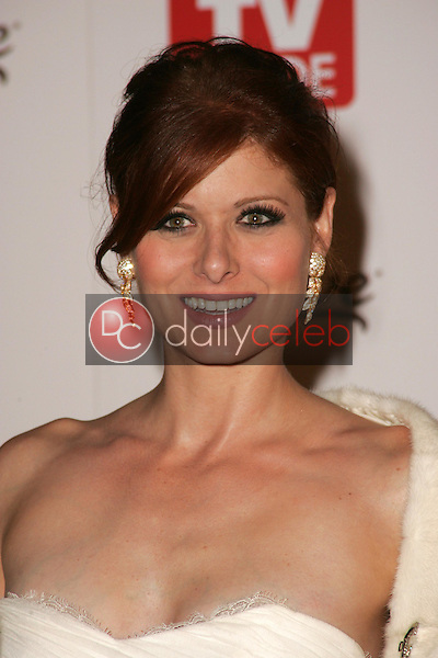 Debra Messing<br />at the TV Guide Emmy After Party. Social, Hollywood, CA. 08-27-06<br />Dave Edwards/DailyCeleb.com 818-249-4998