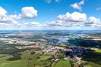 Teterow: EUROPA, DEUTSCHLAND, MECKLENBURG VORPOMMERN,   (GERMANY, MECKLENBURG POMERANIA), 01.09.2020: Teterow