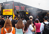 Richie Crampton, DHL, top fuel, fans, pits