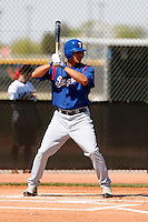 David Paisano  -Texas Rangers - 2009 spring training.Photo by:  Bill Mitchell/Four Seam Images