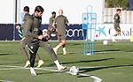 Atletico de Madrid's Diego Costa during training session. October 5,2020.(ALTERPHOTOS/Atletico de Madrid/Pool)