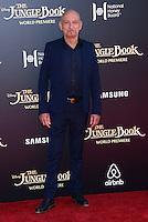 Ben Kingsley @ the premiere of 'The Jungle Book' held @ El Capitan theatre.<br /> April 4, 2016