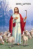 Alfredo, EASTER RELIGIOUS, OSTERN RELIGIÖS, PASCUA RELIGIOSA, paintings+++++,BRTOLP7085,#er# Jesus