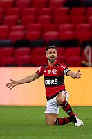 30th May 2021; Maracana Stadium, Rio de Janeiro, Brazil; Brazilian Serie A, Flamengo versus Palmeiras; Diego Ribas of Flamengo