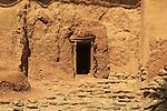 Israel, Upper Galilee,  the Canaanite Gate in Tel Dan