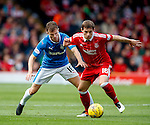 Andy Halliday and Peter Pawlett