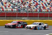 NASCAR Xfinity Series<br /> Hisense 4K TV 300<br /> Charlotte Motor Speedway, Concord, NC USA<br /> Saturday 27 May 2017<br /> Matt Tifft, NBTS BrainTumor.org Toyota Camry<br /> World Copyright: Matthew T. Thacker<br /> LAT Images<br /> ref: Digital Image 17CLT2mt1348