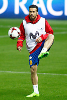 Spain's Pedro Rodriguez during training session. March 23,2017.(ALTERPHOTOS/Acero)