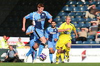 Matt Harrold of Wycombe Wanderers in action during Wycombe Wanderers vs Dagenham & Redbridge, Coca Cola League Division Two Football at Adams Park on 20th September 2008