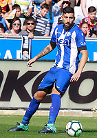 Deportivo Alaves' Guillermo Maripan during La Liga match. September 23,2017.  *** Local Caption *** © pixathlon +++ tel. +49 - (040) - 22 63 02 60 - mail: info@pixathlon.de
