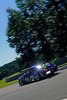 17-19  July, 2009, Birmingham, Alabama USA.#66 TRG Porsche GT3 of Kevin Buckler & Spencer Pumpelly.©2009 F.Peirce Williams, USA.