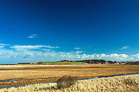 Dunbar from Hedderwick, John Muir Country Park, Dunbar, East Lothian