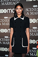 NEW YORK, NY- October 10: Pritika Swarup at the HBOMAX premiere of Scenes From A Marriage at the Museum of Modern Art Titus Theatre in New York City on October 10, 2021 <br /> CAP/MPI/RW<br /> ©RW/MPI/Capital Pictures