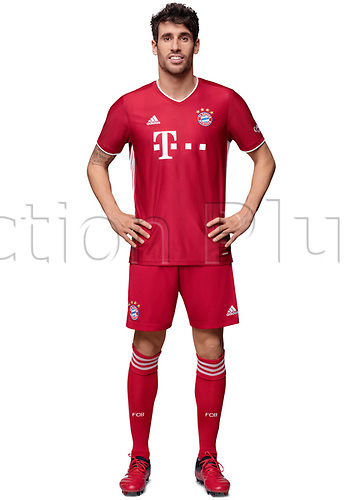 26th October 2020, Munich, Germany; Bayern Munich official seasons portraits for season 2020-21;  Javi Martinez