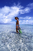 Local Palau Girl