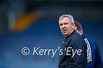 Kerry Manager Peter Keane before the Allianz Football League Division 1 South between Kerry and Dublin at Semple Stadium, Thurles on Sunday.