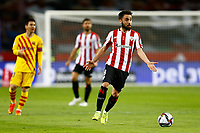 17th April 2021; Olmpico de La Cartuja stadium, Seville, Spain; Copa del Rey Football final, Athletic Bilbao versus FC Barcelona;  Unai Lopez of Athletic Club