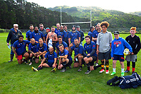 180414 Club Rugby - Wellington Reserve Grade Gala Day